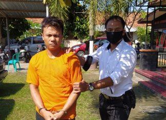 Komplotan Spesialis Pembobol Gudang Ekspedisi Diringkus Polisi