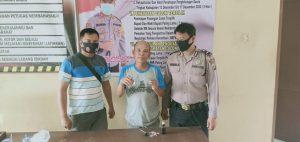 Sering Transaksi Narkoba, Polsek Dolok Masihul Ciduk Nurdin Purba