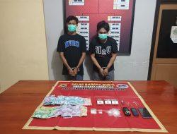 Satreskrim polres Bima Kota Tangkap  Residivis Pelaku Tindak pidana Narkotika