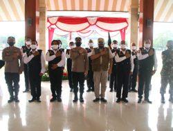 Polda NTB Gelar Pelantikan Pokdar Kamtibmas Tingkat Provinsi