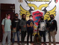 Tim  Puma  Polres Bima Tangkap Pelaku Pencurian Dengan Kekerasan ( CURAT )