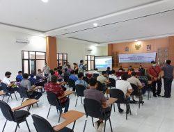 Kadisops Lanud ZAM Menghadiri Airport Committee Meeting