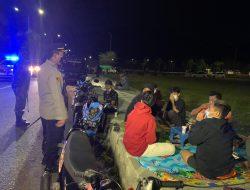 Patroli Gabungan Skala Besar Kembali Digelar Polres Sumbawa Barat