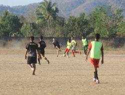 Danstagas Pamtas Yonif 742/SWY Apresiasi Semangat Para Pemuda di Bidang Olahraga