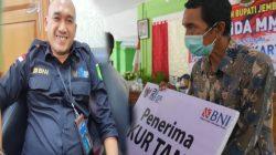 Kacab BNI Sumbawa IWAN: Dana KUR BNI Untuk Membebaskan Petani dari Rentenir