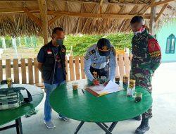 Pos Satgas TNI di Motaain Amankan WNA Timor Leste dan Barang Ilegal Yang Akan Diselundupkan ke RDTL
